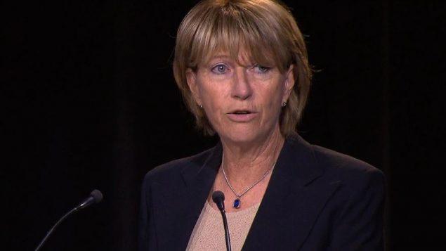 Sylvie Lalande siège aussi au conseil d'administration de Québecor - Radio Canada