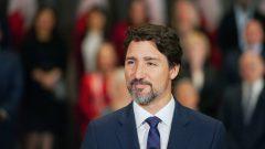 Le Premier ministre canadien Justin Trudeau a assuré que la ratification du nouvel ALENA est une priorité. Winnipeg 21.012.2020 - La Presse Canadienne / Mike Sudoma