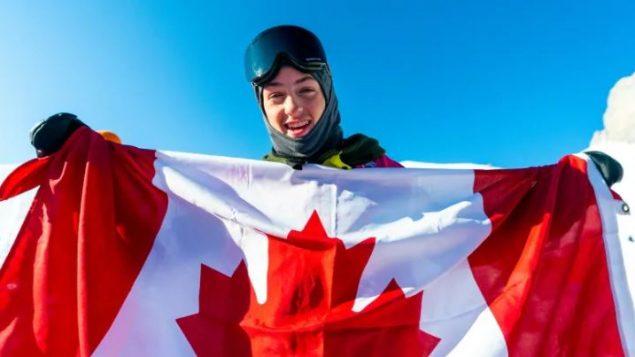 Liam Brearley, surf des neiges - Thomas Skrlj/COC/CBC