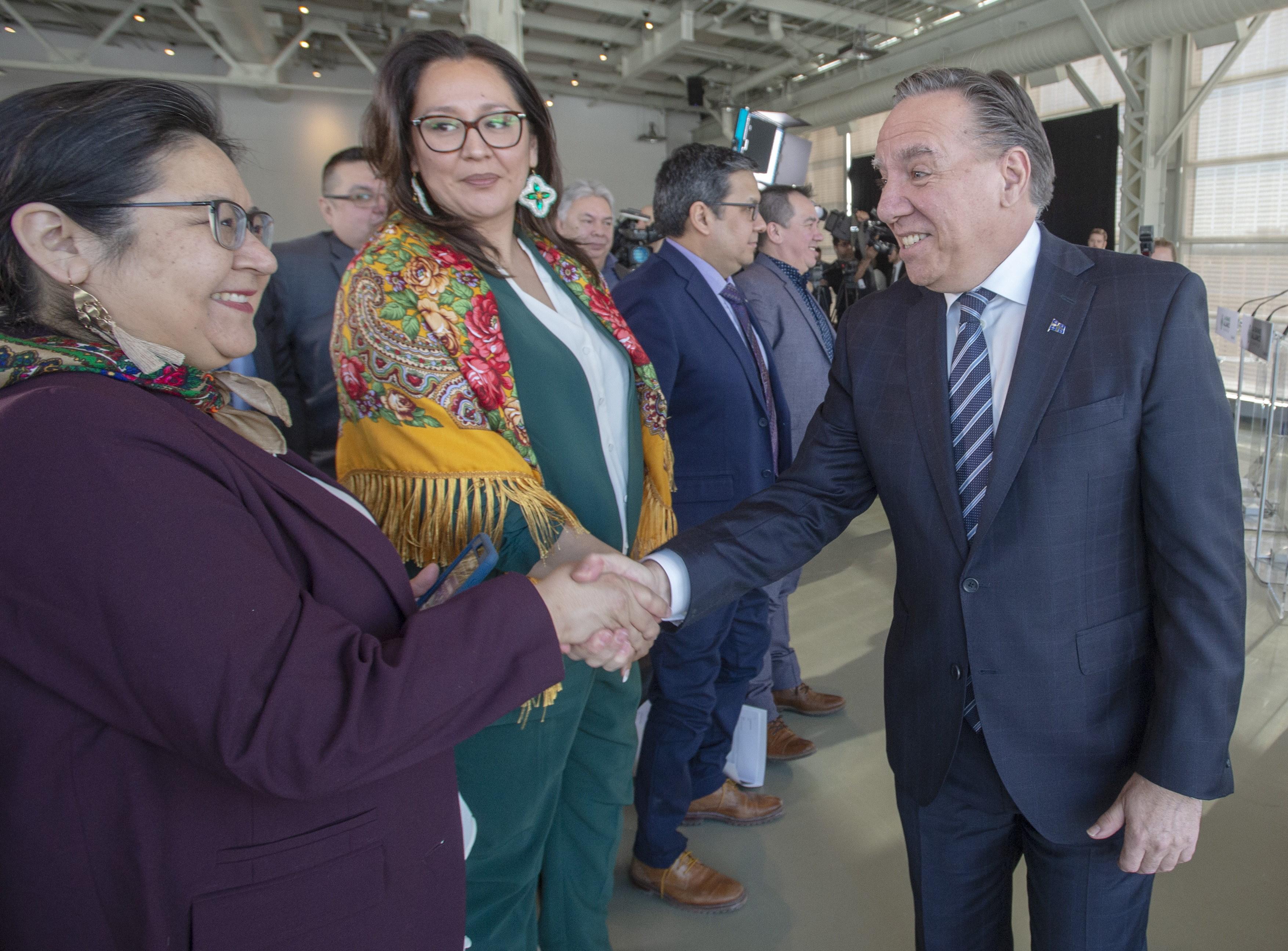 Entente de développement économique entre Québec et les Cris