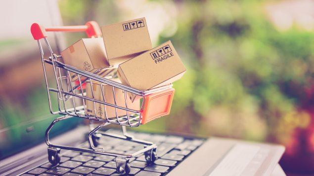 Le le tiers des PME canadiennes aient adopté le commerce en ligne - photo : iStock / William_Potter