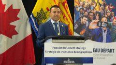 Moncef Lakouas, président du Conseil multiculturel du Nouveau-Brunswick - Photo (archives) : Courtoisie