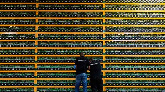La remontée du bitcoin fait bondir la demande d'électricité au Québec