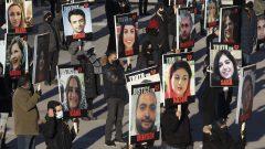 Hommage aux victimes de l.écrasement du vol d'Ukraine International Airlines - Toronto 08.01.2021 - Photo : La Presse Canadienne / Chris Young