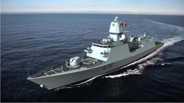 15 nouveaux navires de combat canadiens pour plus de 77 milliards