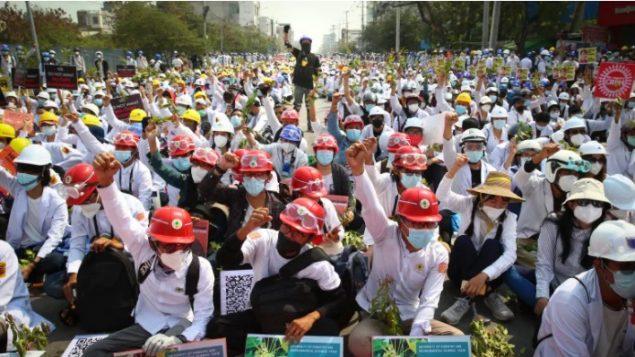 Le Canada dénonce la hausse de la répression des manifestants au Myanmar