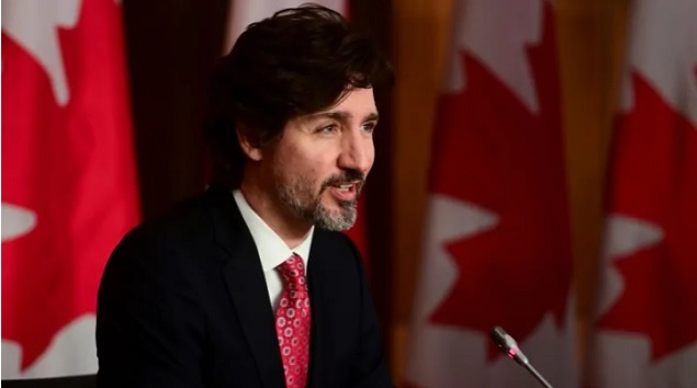 Trudeau parle vaccins, Arabie saoudite et Keystone XL à «Meet the Press» sur NBC
