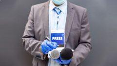 Près de la moitié des finalistes au Concours canadien de journalisme 2020 ont été mis en nomination pour du travail relié la pandémie de la COVID-19 – Photo : iStock / Mihajlo Maricic