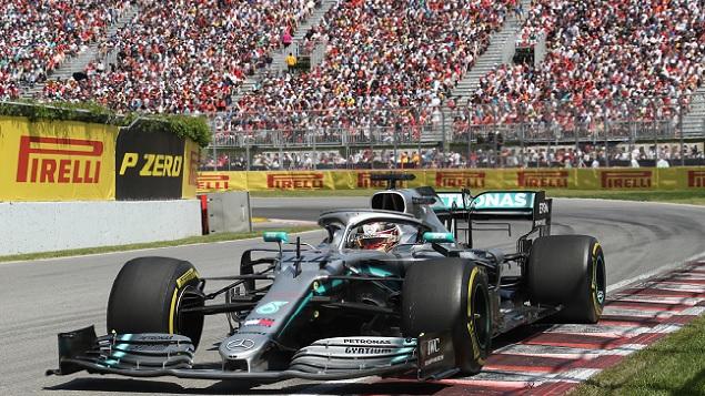 Formule 1 : vers un Grand Prix du Canada à huis clos