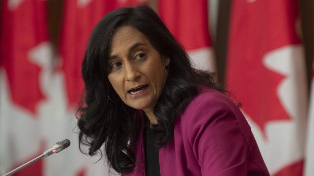 Une ministre canadienne victime d'une tentative d'usurpation d'identité