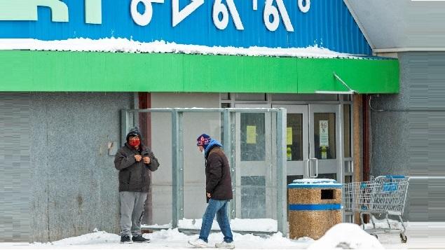 COVID-19 : soutien aux communautés du Nunavut pour lutter contre la pandémie