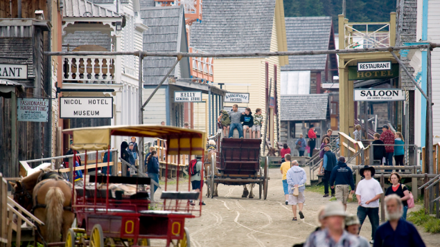 Barkerville: the Chinese gold rush