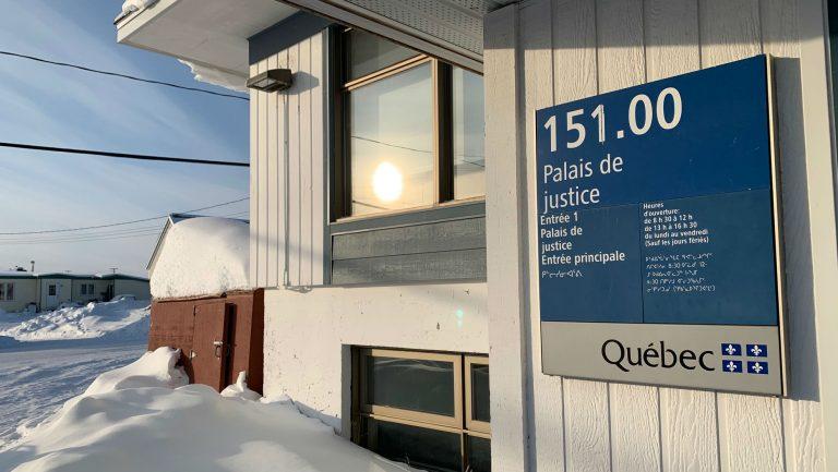 Prison à perpétuité pour l'homme responsable du meurtre d'un Inuk du Nunavik, dans l'Arctique québécois