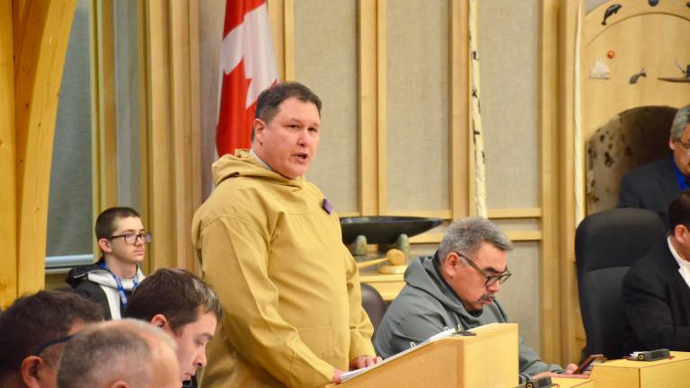 Arctique canadien : budget déficitaire au Nunavut en raison des soins de santé