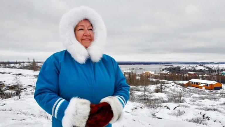 La fonte des glaces menace la culture autochtone, selon une dirigeante inuk canadienne