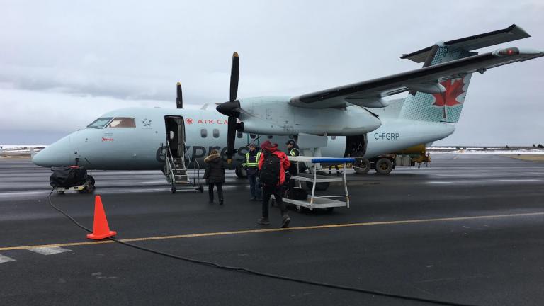 Québec veut assurer le transport aérien des biens essentiels dans les régions isolées