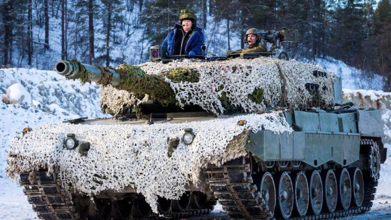 Russie-États-Unis : le retour de la guerre froide en Norvège?