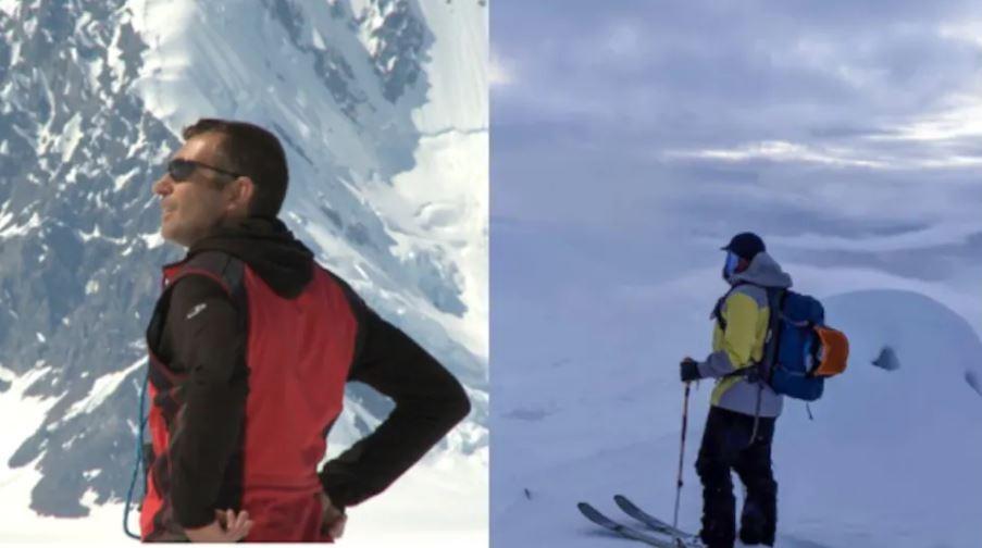 Du ski hors des pistes damées au Yukon dans le Grand Nord canadien