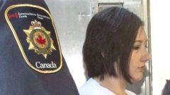 تيري لين ماكلينتيك أدينت بجريمة قتل طفلة في الثامنة من العمر/ Geoff Robins/CP