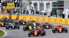حلبة جيل فيلنوف (مونتريال) لسباق الفرمولا 1 - 2019 - The Canadian Press / Ryan Remiorz