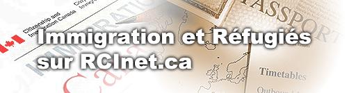 Immigration sur RCI