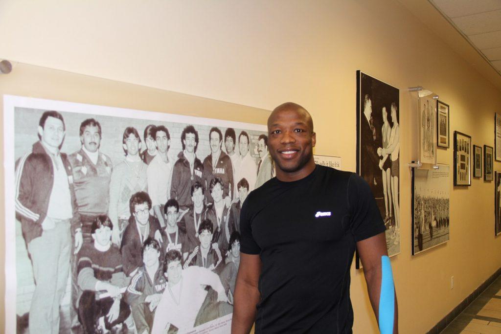 Cleopas Ncube au Centre communautaire juif de Montréal