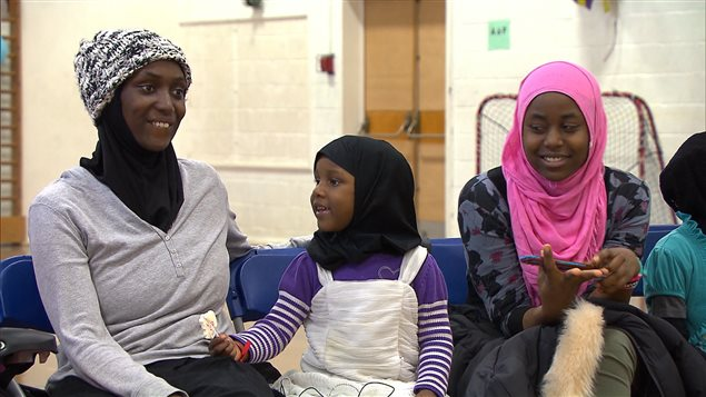 Des immigrants africains ©Radio-Canada