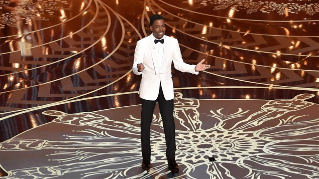 L'animateur Chris Rock  Photo :  Kevin Winter/Getty Image