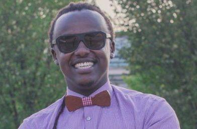 Franck Ndayubashe, Photo : Profil Linkedin