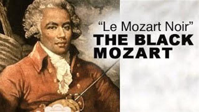 Le Chevalier De Saint Georges Le Mois De Lhistoire Des Noirs Au