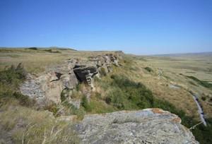 Head-Smashed-in Buffalo Jump (UNESCO/Maureen J. Flynn)