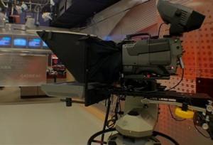ستوديو راديو كندا في العاصمة الكندية أوتاوا  (باتريك بيلون)