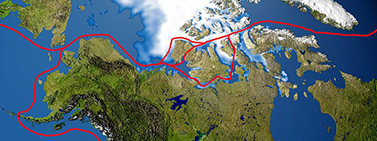 The Northwest Passage (Wikipedia)