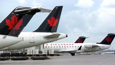 Air Canada es el primer transportador aéreo de Canadá. (Thomas Cheng/AFP)