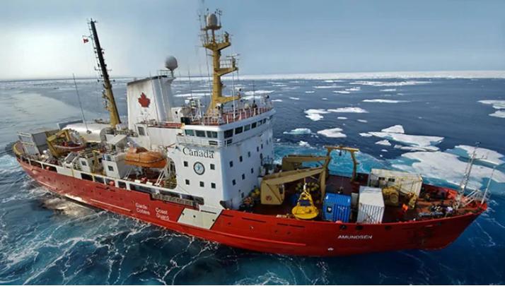 Canadian Coast Guard Ship (ArcticNet)