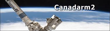 Le bras canadien de deuxième génération mesure 17 m. (Agence spatiale canadienne)