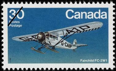 Le Beaver de la compagnie De Havilland Canada Gouvernement du Canada