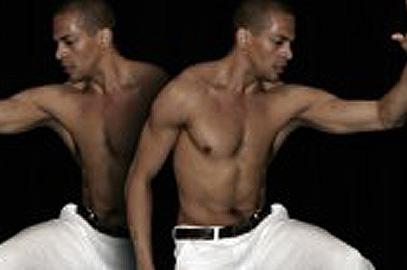 Dancer Julio Hong expresses his multi-ethnic heritage through his art