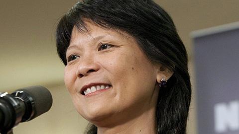 Olivia Chow , Politician