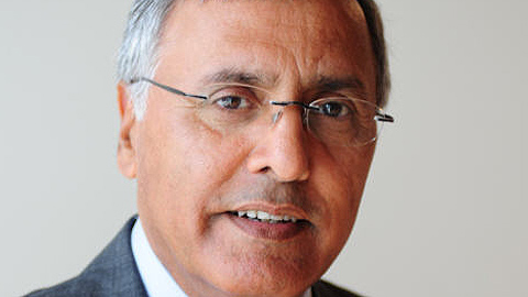 Ujjal Dosanjh, Lawyer and Politician