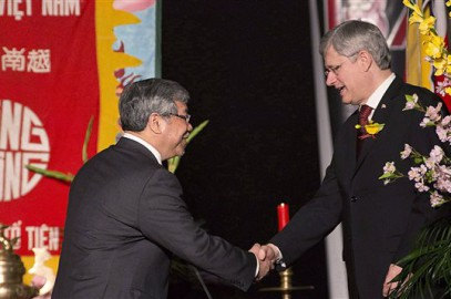 Canadian commemoration annoys Vietnam