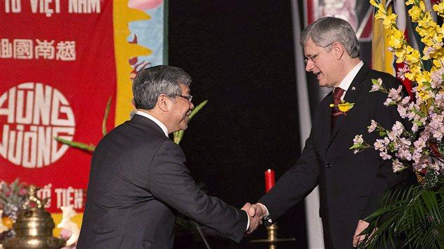 Canadian commemoration annoys Vietnam