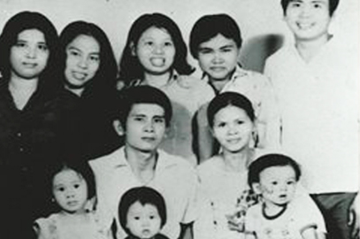 Commemorating the arrival of Vietnamese refugees