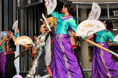 'Most Asian city outside Asia' celebrates heritage