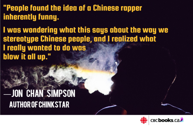 Jon Chan Simpson: How I wrote Chinkstar