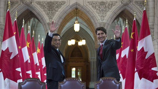 Canada and China exploring possible free trade deal