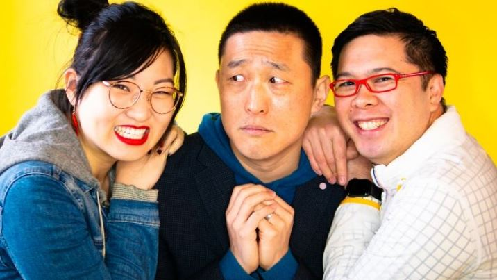 The first all-East Asian comedy show in Canada