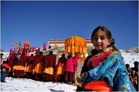 Tibet: terre des braves