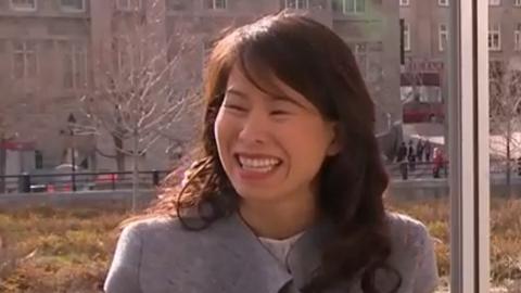 Entrevue Kim Thúy, porte-parole du festival Accès Asie