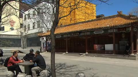 Rénover le quartier chinois